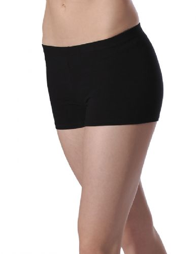 Womens Cotton Lycra Hipster shorts